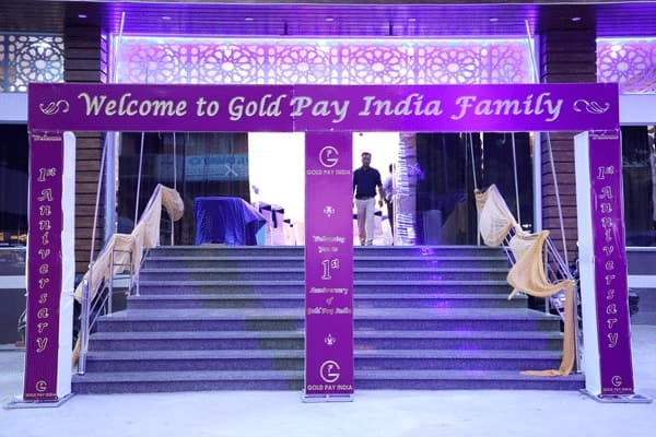 goldpayindia at blue pearl